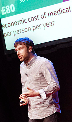 Andrew Steele Scienceogram talk TEDxHull